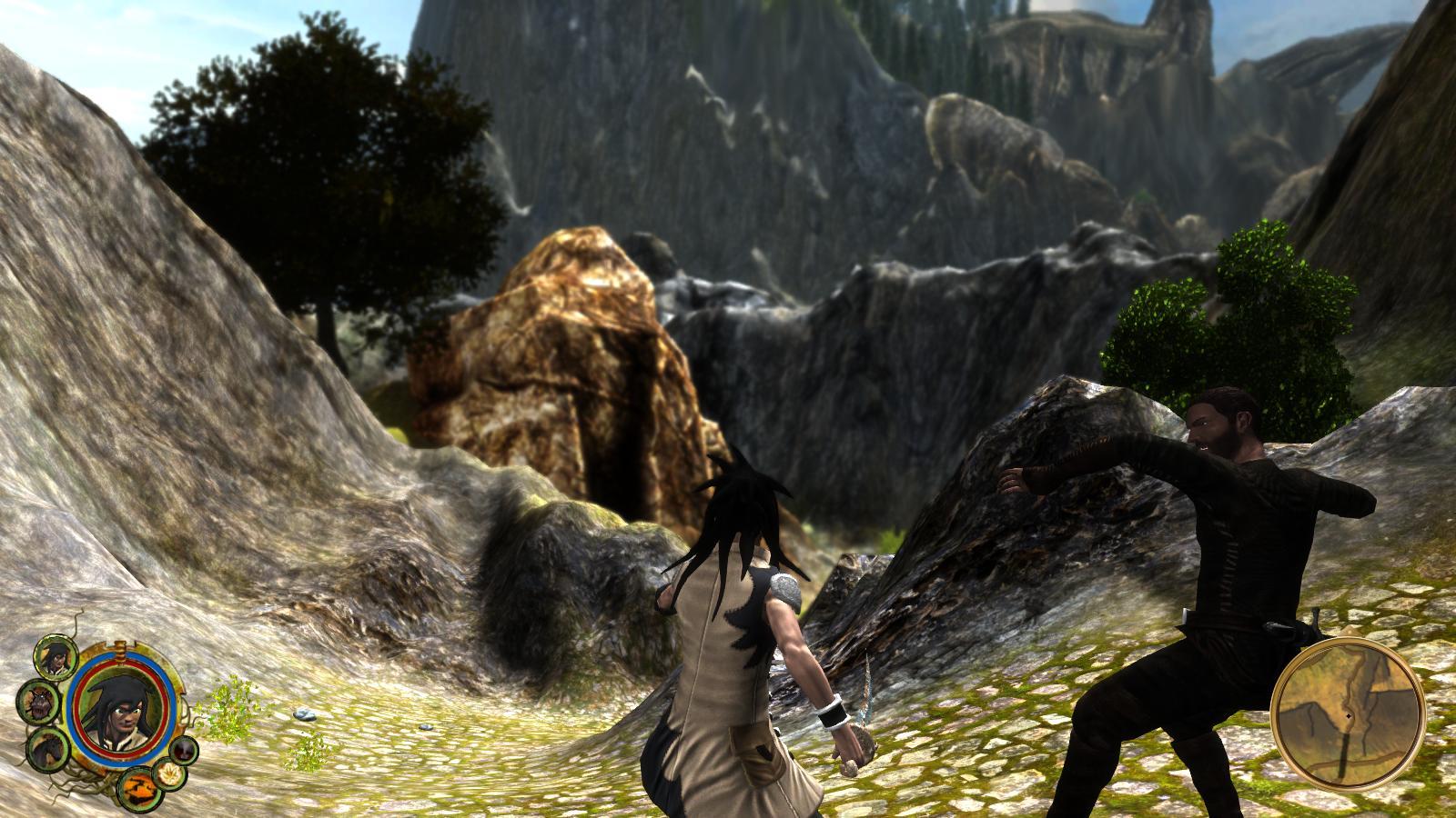 Dungeon Gate Screenshot