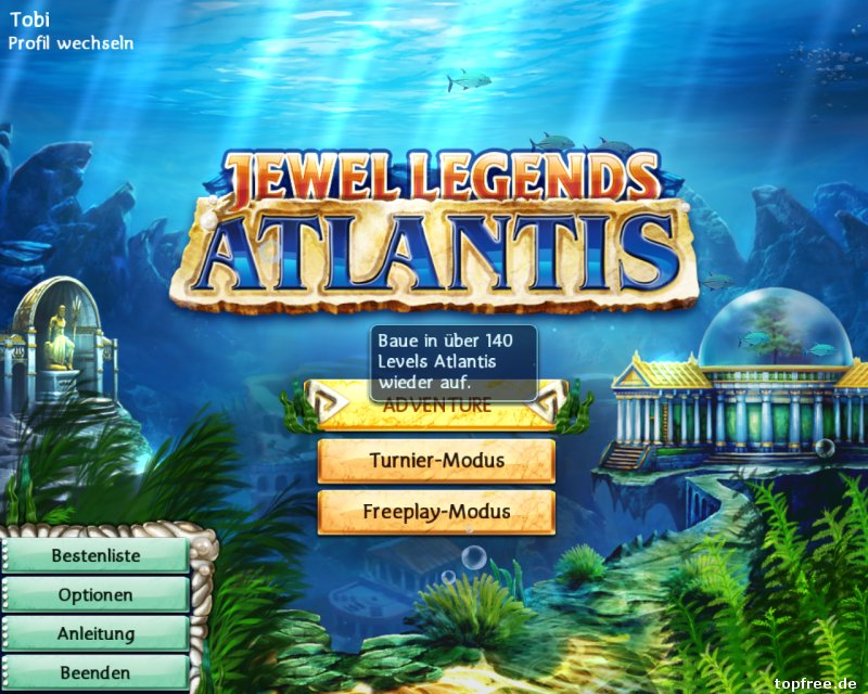 Jewel Legends Atlantis Downloaden Muziek