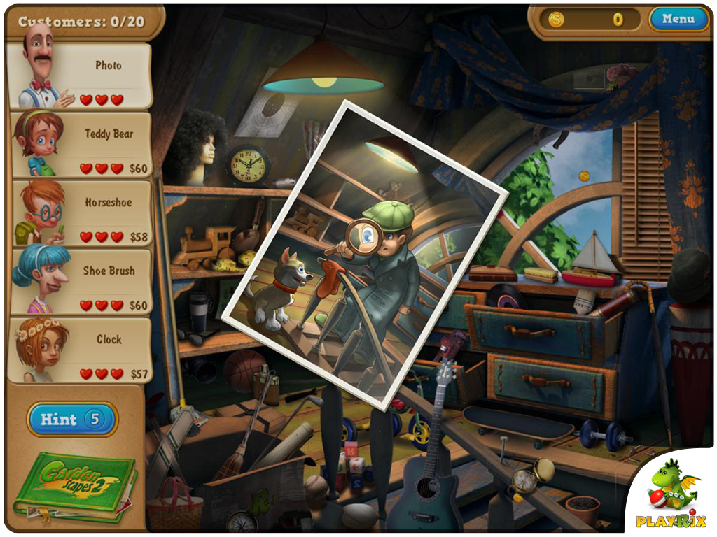 Gardenscapes 2 Game Download