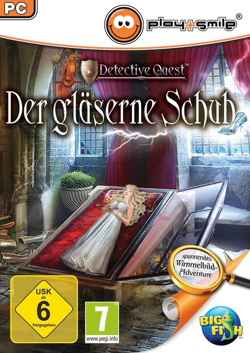detective quest der gl serne schuh review. Black Bedroom Furniture Sets. Home Design Ideas