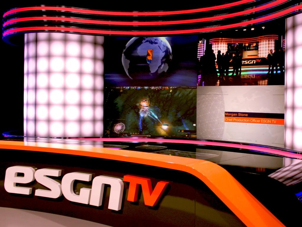 ESGN: Neuer eSport TV-Sender startet global von Berlin aus | TopFree.de