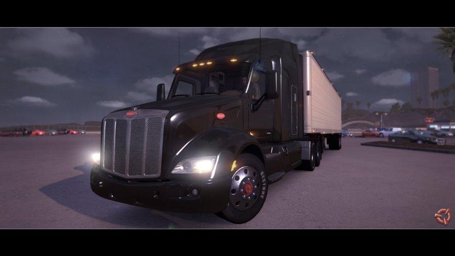 American Truck Simulator 2012 torrent
