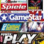 Spiele-Vollversionen in Zeitschriften: März 2017