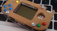 Die erster Bilder vom Prototypen mit dem neuen Acryl-Gehäuse für den kommenden Arduino Handheld Gamebuino sind veröffentlicht worden. Es sieht aus wie Holz, ist es aber nicht. Es ist der […]