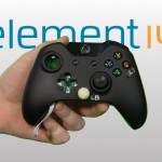 Xbox One Einhand - element14 vorne