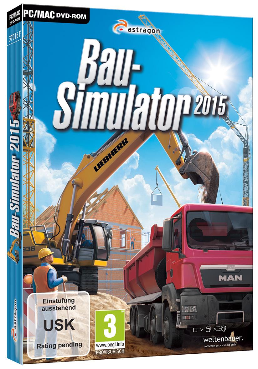 Bau-Simulator 2015 erscheint in Kürze | TopFree de