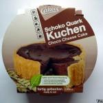 Cakees - Schoko Quark Kuchen - Choco Cheese Cake Verpackung