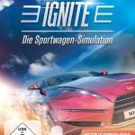 Simtek Games Ignite Die Sportwagen-Simulation PackShot