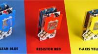 """Das DIY Gamer Kit gibt es jetzt auch in Farbe. Blau (""""Boolean Blue""""), Rot (""""Resistor Red"""") oder Gelb (""""Y-Axis Yellow"""") steht zur Verfügung. Der Kostenpunkt für eine Vorbestellung liegt bei […]"""