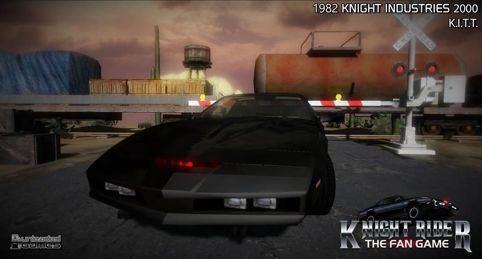 knight rider online game
