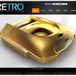 RetroVGS.com Screenshot