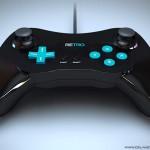 RETRO VGS Gamepad Controller vorne
