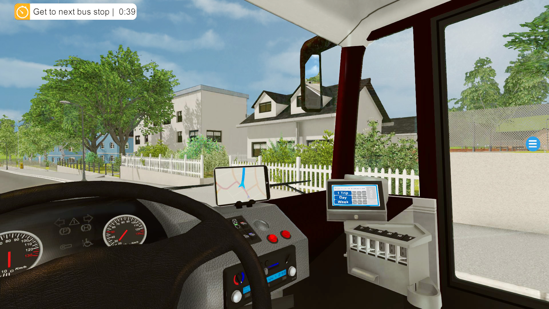 Bus Fahr Spiele