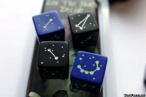 Constellation Dice – Sternen Würfel von Gio Lasar aus Italien via Indiegogo - 4