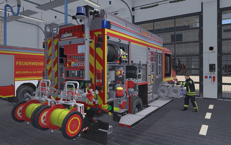 Notruf 112 – Die Feuerwehr Simulation erscheint erst Ende ...