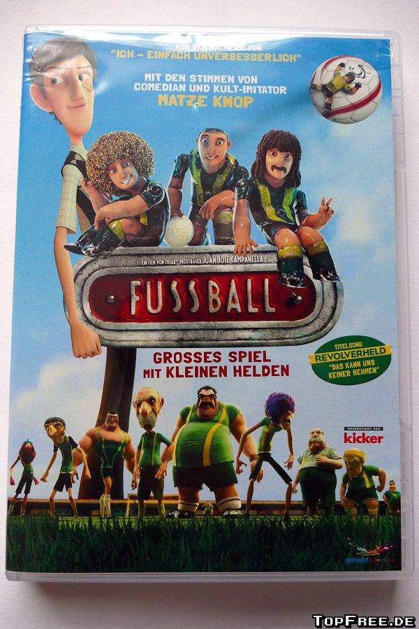 Fussball Grosses Spiel Mit Kleinen Helden Rezension Topfreede