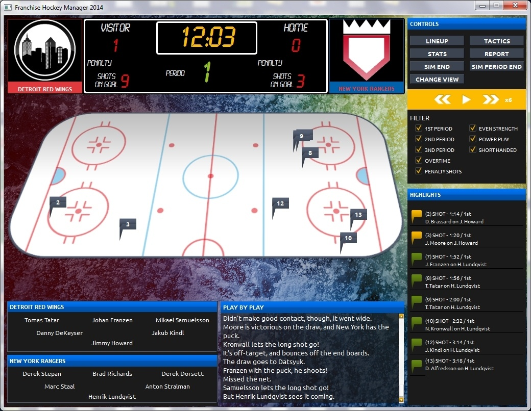 Franchise Hockey Manager 5 Review