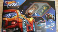 Unglaublich, aber wahr, Hot Wheels AI ist schon da! Noch vor dem offiziellen Release ist Hot Wheels AI – Intelligent Race System von Mattel lieferbar. Das auf Real FX basierende […]