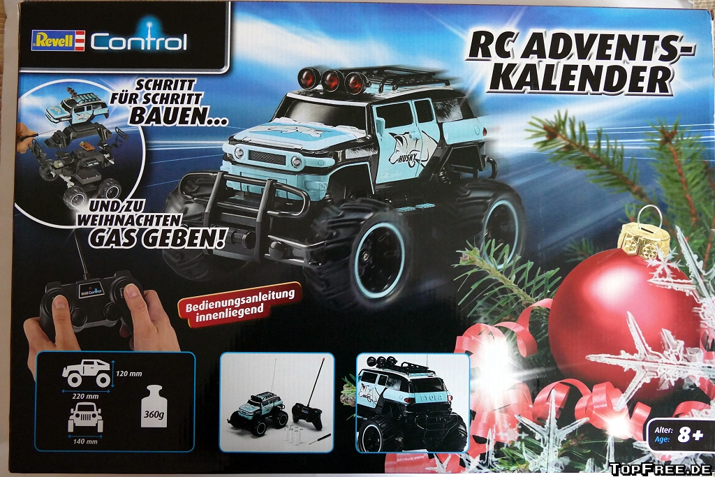 Adventskalender Rc Truck