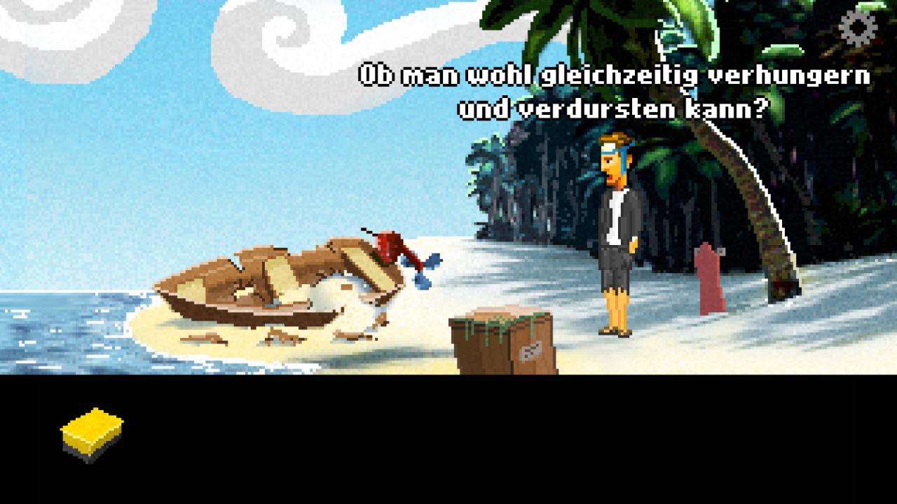 Neiuse Spiel Von Den Machern Von Monkey Island