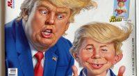 """""""MAD zertrampelt … Das Trumpeltier"""". Das MAD Magazin hat eine 52-seitige Special-Ausgabe zu Donald Trump herausgegeben. Also der komplette Inhalt widmet sich dem neuen amerikanischen Präsidenten. Quasi eine Hommage – […]"""