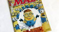 Freunde gepflegten Unterhaltung: Es gibt es neues MAD Magazin. Das Thema dreht sich um die Minions. Genauer gesagt: Ich – Einfach unverbesserlich 3. Wie neu! Naja, es gibt ja auch […]