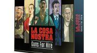 Guns For Hire ist eine deutschsprachige Erweiterungfür das Mafia-Kartenspiel La Cosa Nostra.