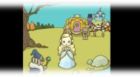Cinderella ist ganz traurig. Dann mach sie glücklich! In ihrem heruntergekommen Kleid, der Tristen Umgebung, fehlt der Traumprinz vom Schloss. … Aschenputtel will Liiiiebe!