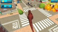 Wrroooooaaarrrr! Die Dinos sind los! Zumindest im Dinosaurier Simulator 2. In dem Nachfolgerspiel von Pacogames wird mit einem Dinosaurier die Gegend unsicher gemacht.