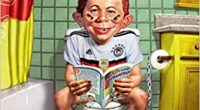 Ein neues MAD Taschenbuch ist angekündigt. Am 21. Mai 2018 soll MADs kleiner Klokamerad: Fußball im Panini Verlag erscheinen und präsentiert die klassischen Fußball-Beiträge der MAD-Künstlerriege von Tom Bunk, über […]