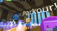 Ein weiterer Multiplayer-Level im Onlinespiel KoGaMa. In der 3D-Welt läufst und hüpfst du durch einen Parkour mit mehreren Minispielen mit dem Ziel alle Spiele als Erster zu absolvieren.