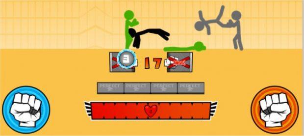 Strichmännchen Kampf Spiele