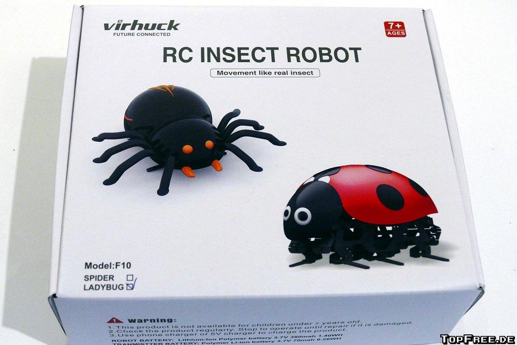 Rc Insect Robot Marienkäfer Im Test Topfreede