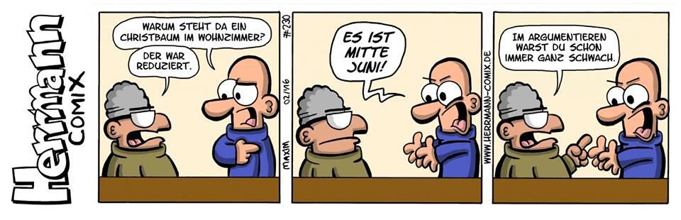 Weihnachtsbaum Comic.Herrmann Comix Weihnachtsbaum Topfree De